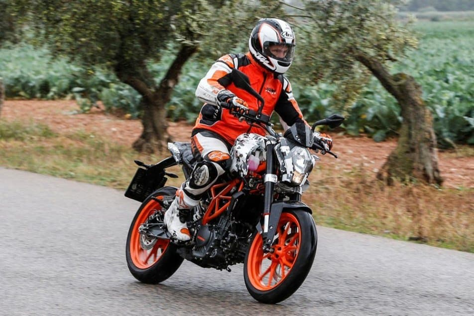 ktm duke 390 may receive a facelift / news / autoportal