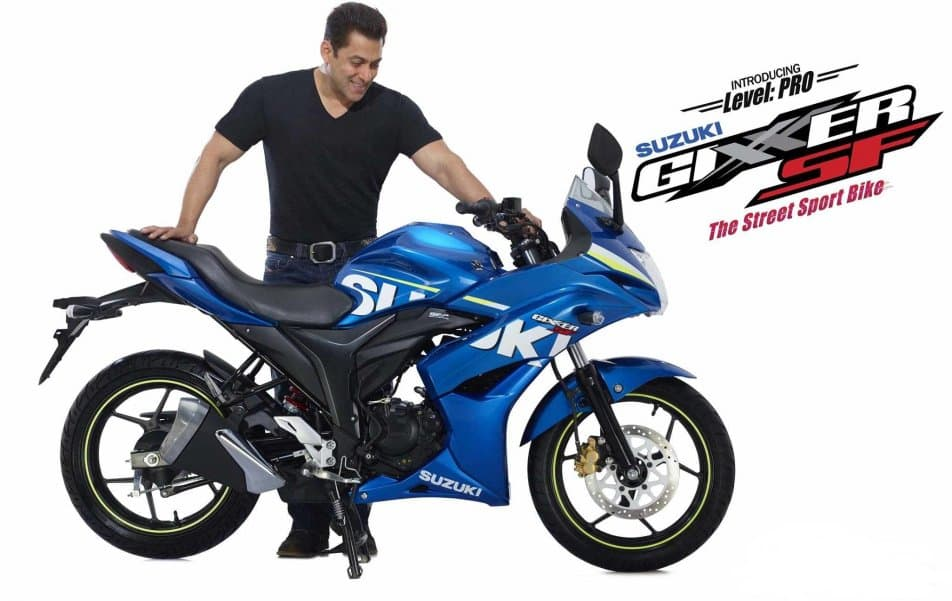 suzuki working on a new 250cc motorcycle for indian market / news