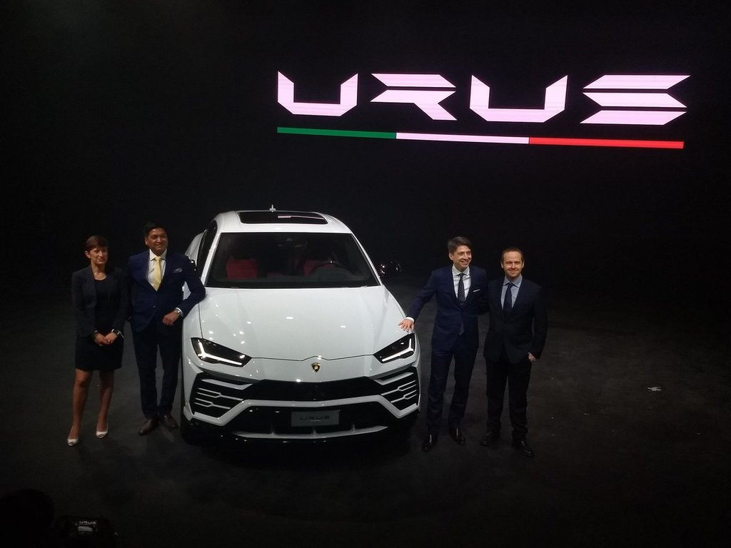 Lamborghini Urus India Launch: Official Release, Features, Price and Image Gallery