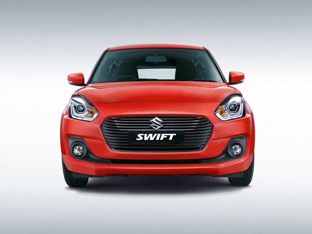 New Suzuki Swift to launch in Thailand on February 8