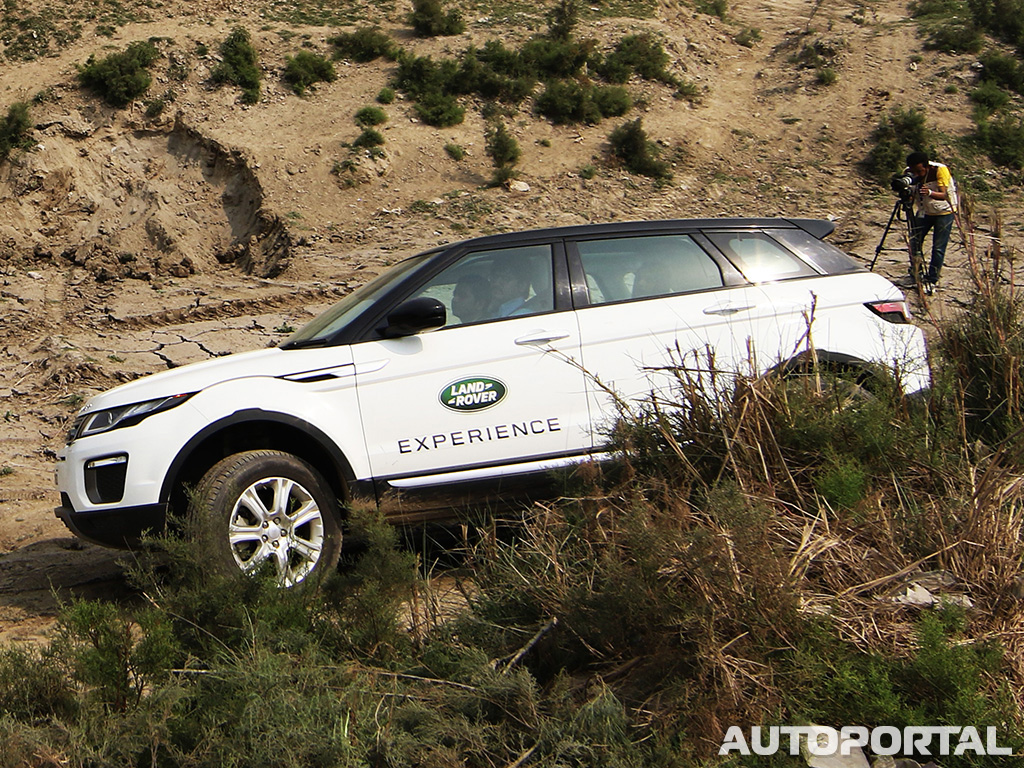 Range Rover Cherry Hill >> Range Rover Evoque - Off-Road Experiential with Land Rover ...
