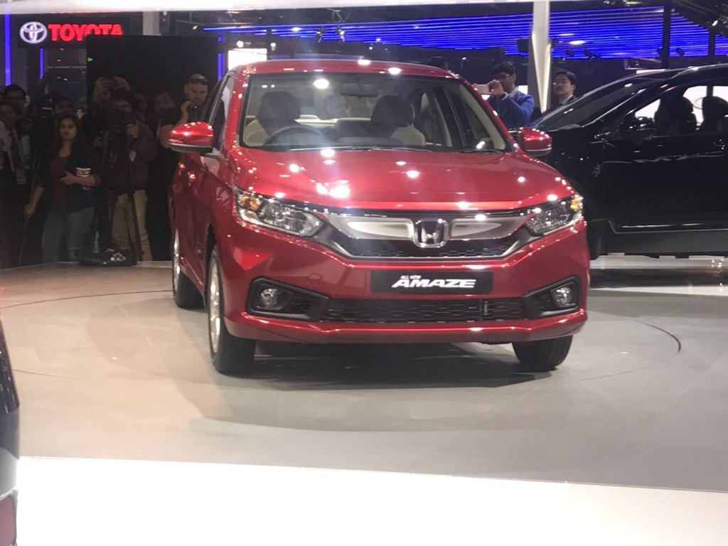 New Honda Amaze to get four powertrain options