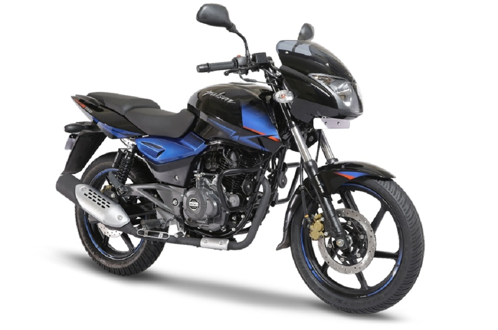 Bajaj Auto launches new Pulsar 150 twin disc at Rs 78016