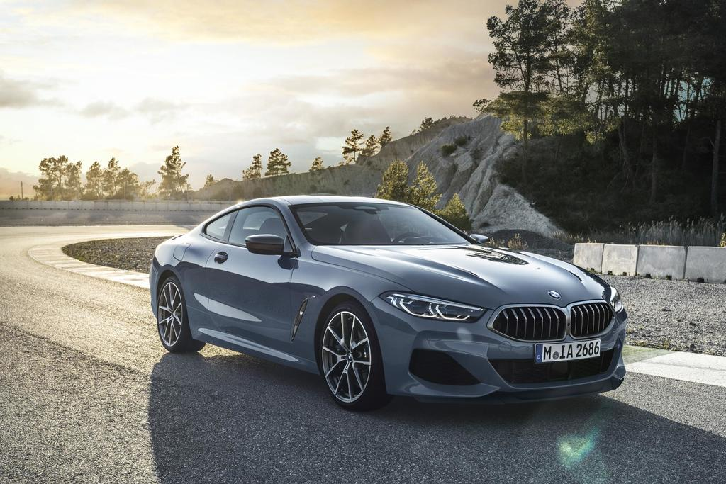 All-New BMW 8-Series Coupe Unveiled - AutoPortal