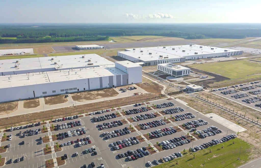 Volvo Cars Inaugurates First Production Facility in USA