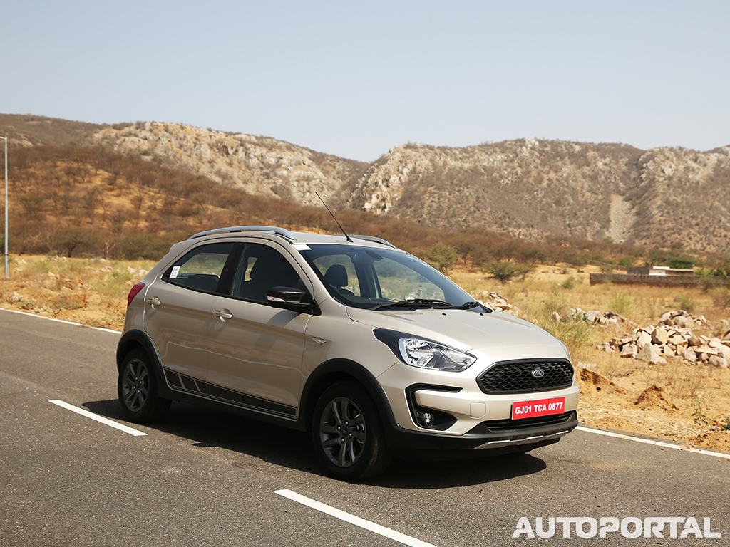 Ford Freestyle To Come With Automatic Gearbox Autoportal