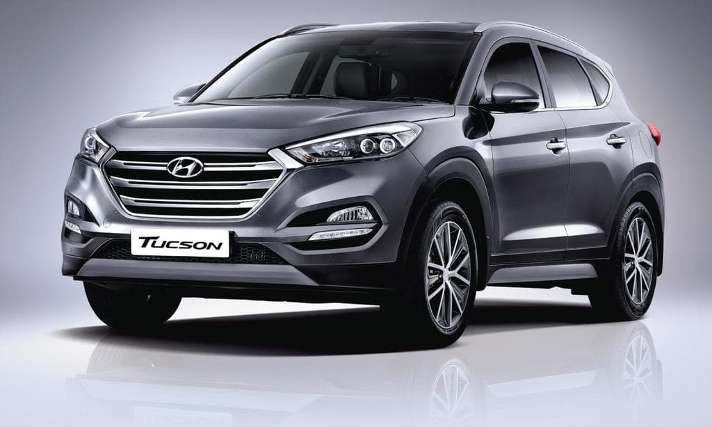 New Hyundai Tucson Versions Loaded With Features Autoportal