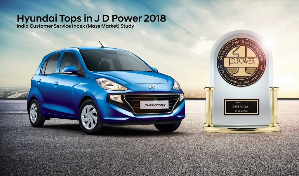 Hyundai Customer Service >> Hyundai Tops In Jd Power 2018 India Customer Service Index