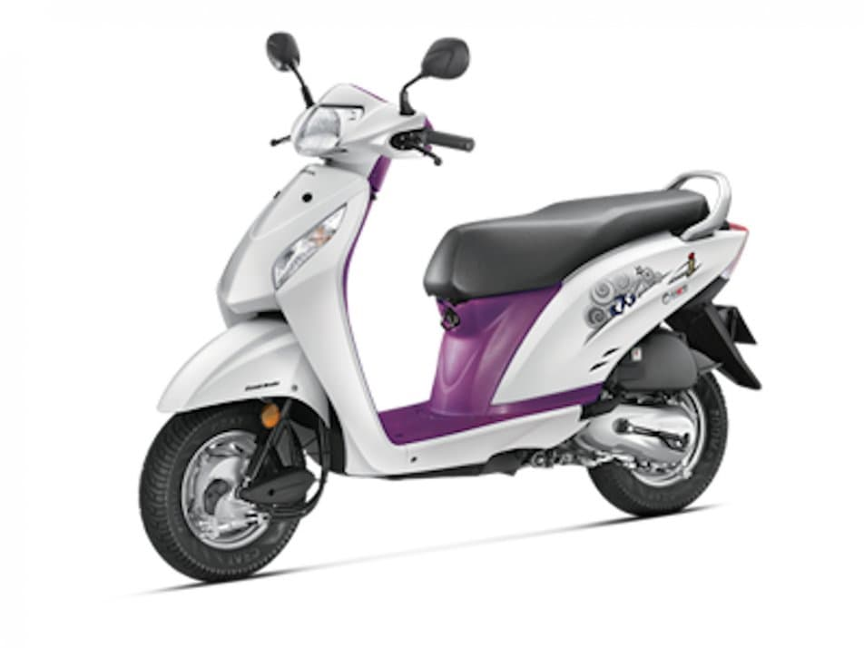 aviator colors  Honda Launches 2015 Activa-i and Aviator in an all new color ...