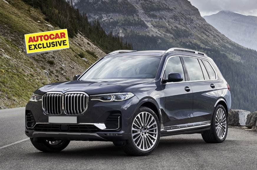 Bmw X7 M50d To Launch In India On 31st Jan 2019 Autoportal