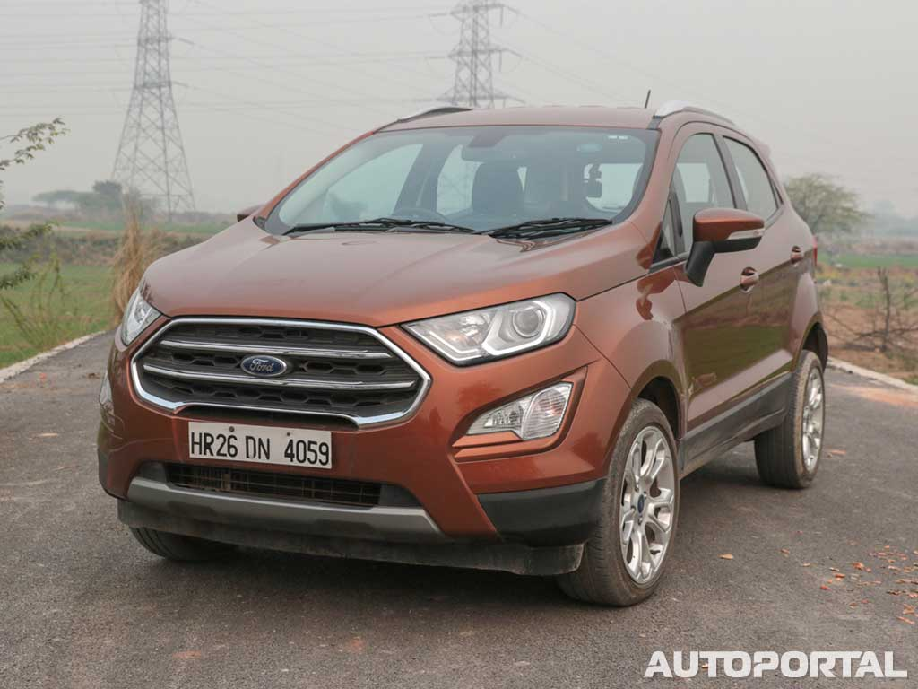 Ford EcoSport – Long Term Review, First Report - AutoPortal