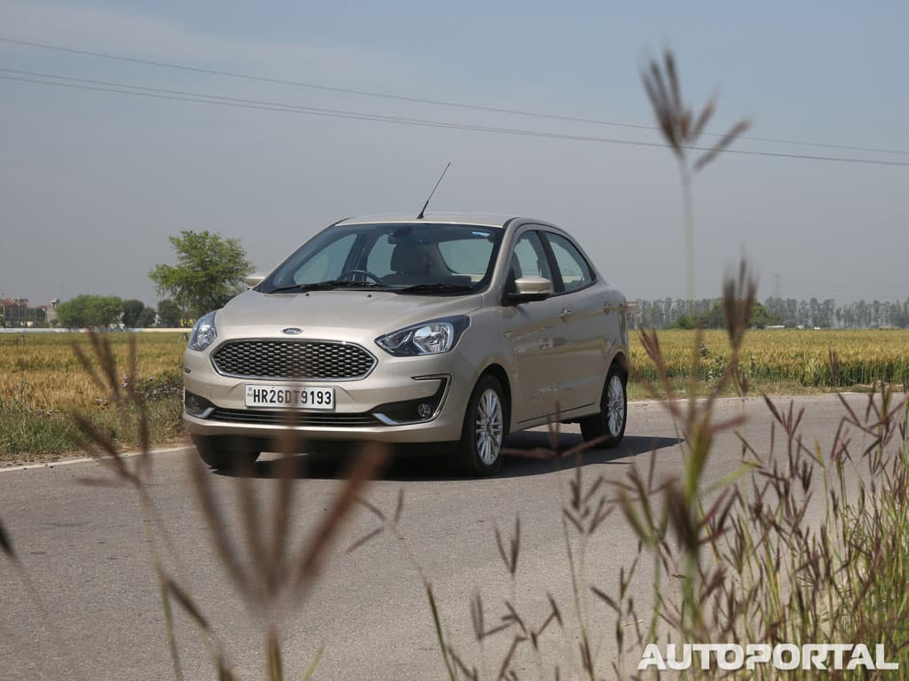 Ford Aspire Long Term – First Report - AutoPortal