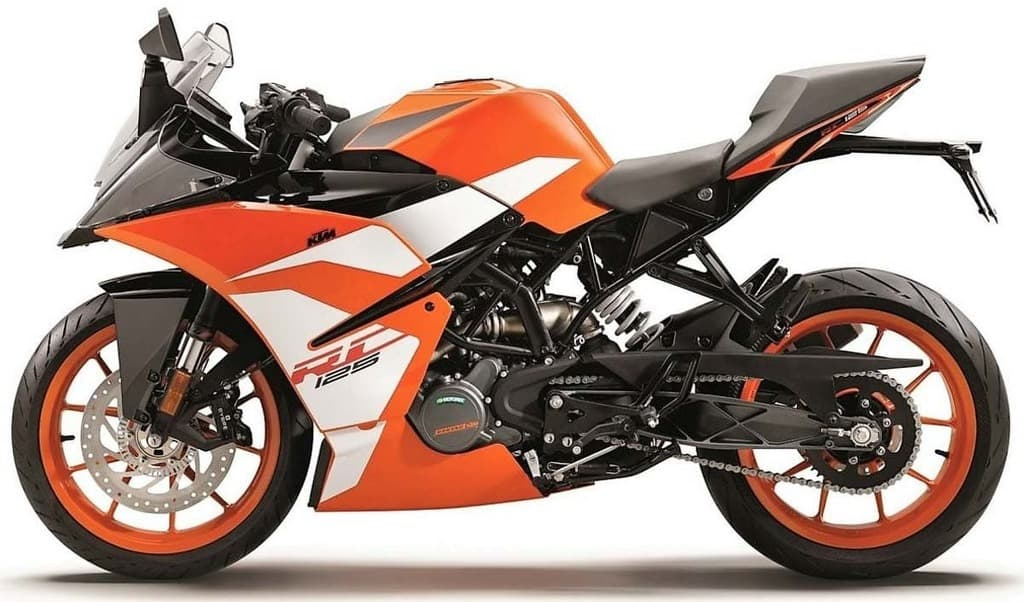 2019 Ktm Rc 125 Officially Launched In India At Rs 1 47 Lakh