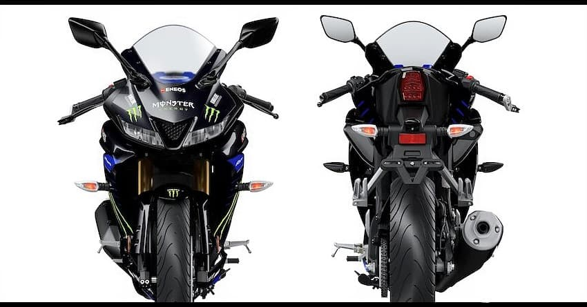 Yamaha R15 V3 Monster Edition Launched at Rs 1 42 Lakh