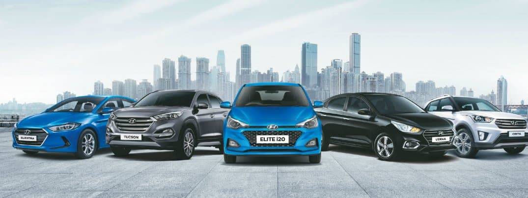 Hyundai Cars and SUVs Are Available With Exciting Offers