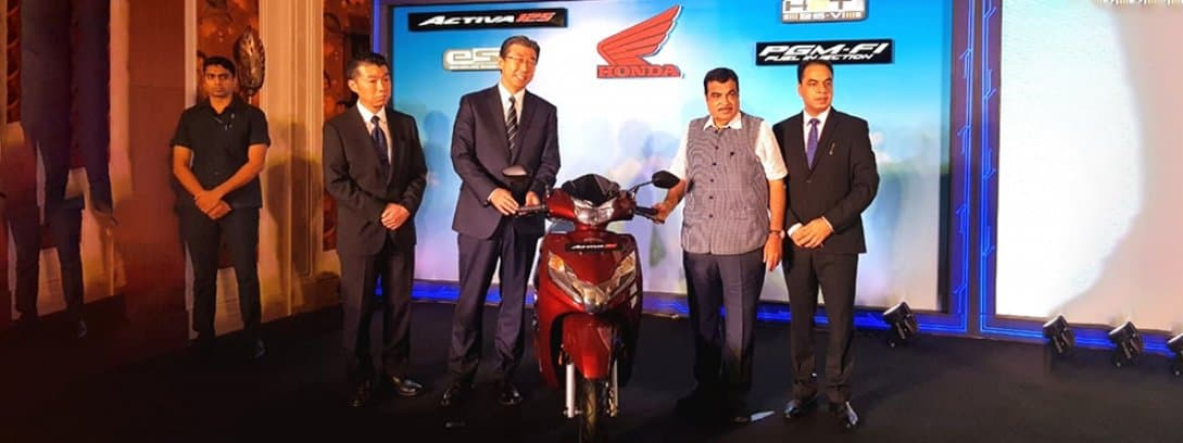 BS 6 Honda Activa 125 Goes on Sale; Deliveries Start Today