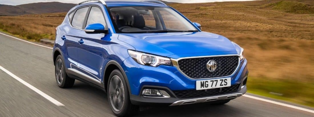 MG ZS EV For India To Be Unveiled in December