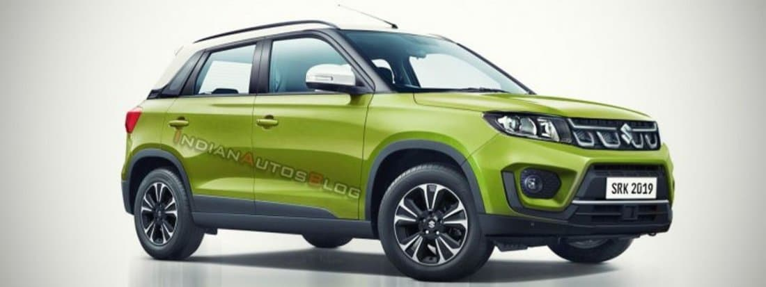 Maruti Suzuki Vitara Brezza Facelift – Top 4 Features