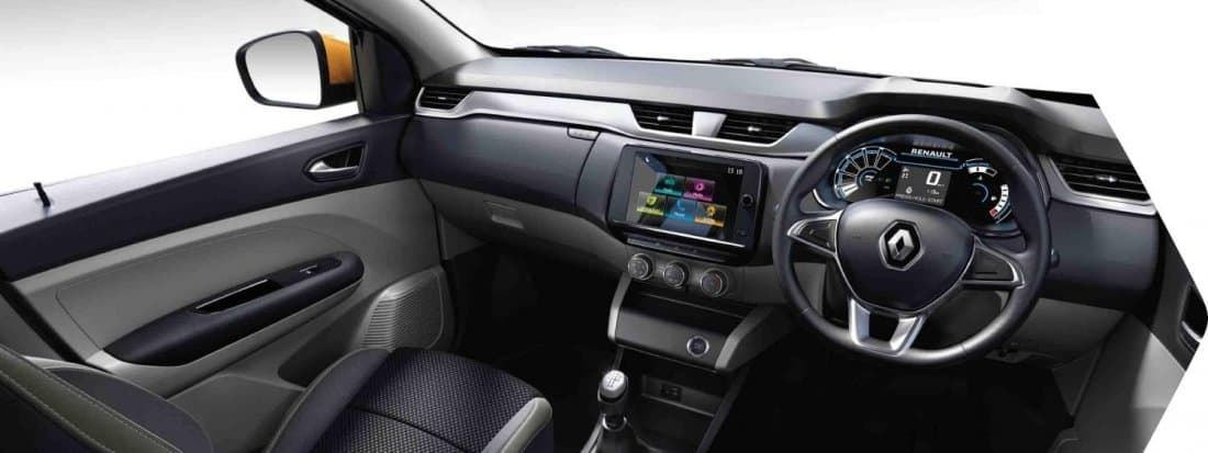 Renault Triber Interior: A Detailed Look Inside