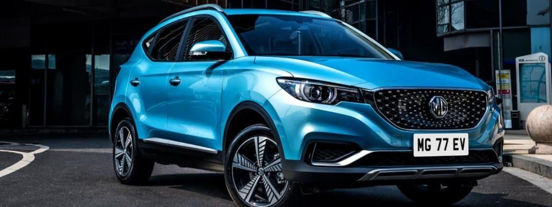 MG ZS EV Bookings Beginning in December, Launch Soon