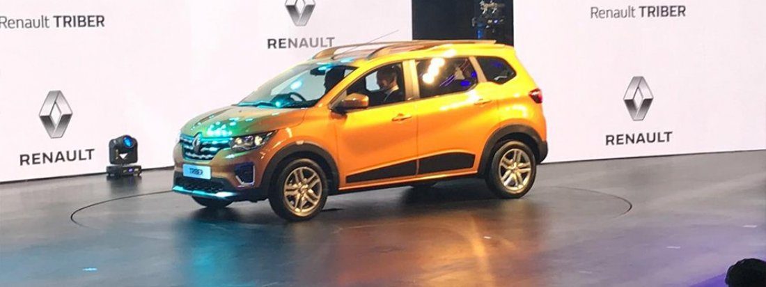 Renault Triber Crosses 10,000 Units Sales Mark