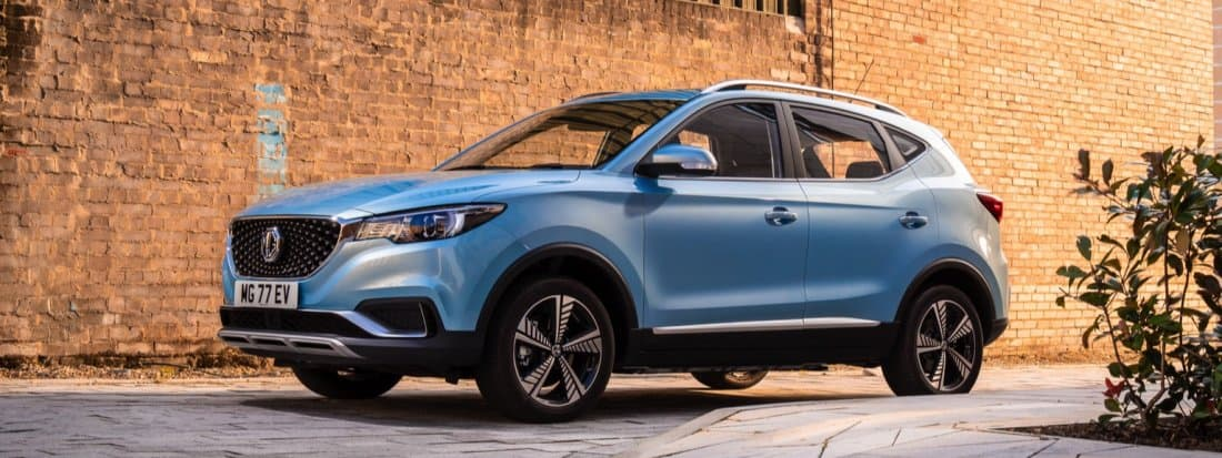 MG ZS EV to get free fast charging for limited time