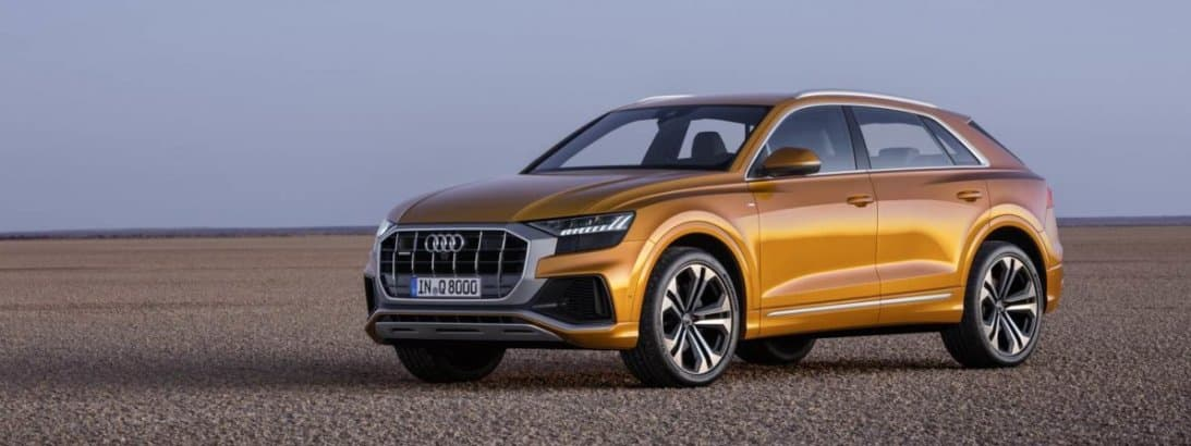 Audi Q8 SUV India Launch Confirmed on January 15, 2020