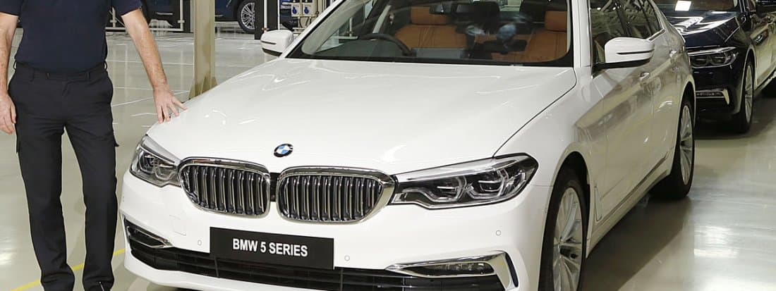 BMW Starts Production of BS 6 Diesel Models in India