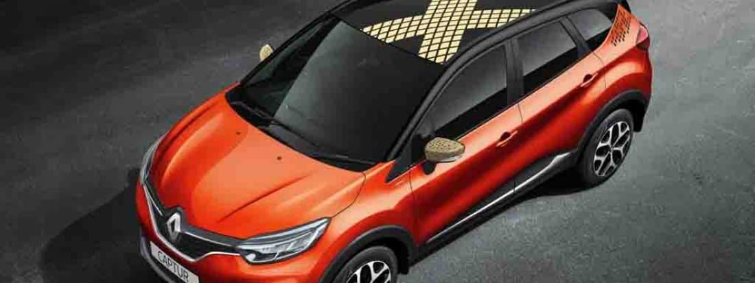 Renault Captur Available at Discounts Worth Rs 3 Lakhs