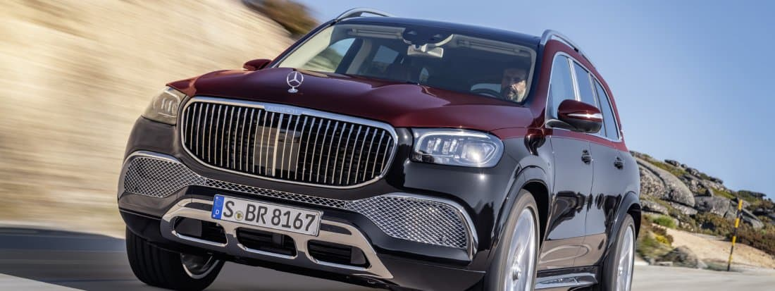 Mercedes Maybach GLS Unveiled at 2019 Guangzhou Motor Show
