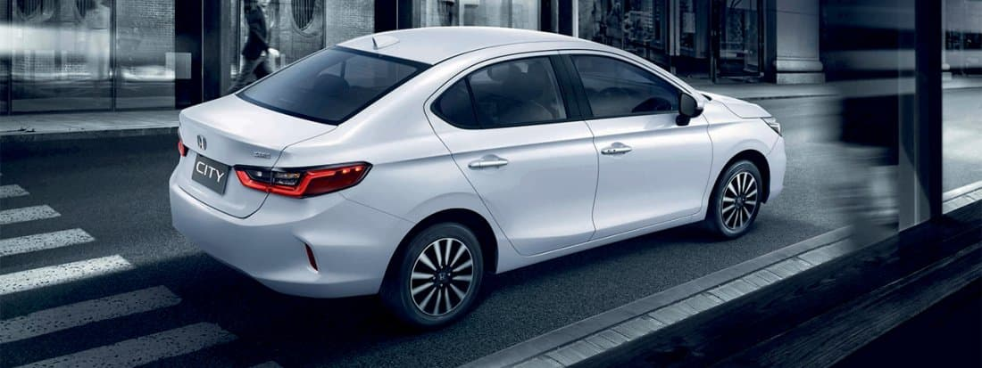 India-Bound 2020 Honda City Unveiled in Thailand, Check Out