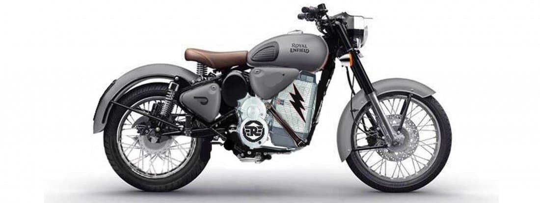 Royal Enfield Preparing for a Launch of Electric Motorcycle