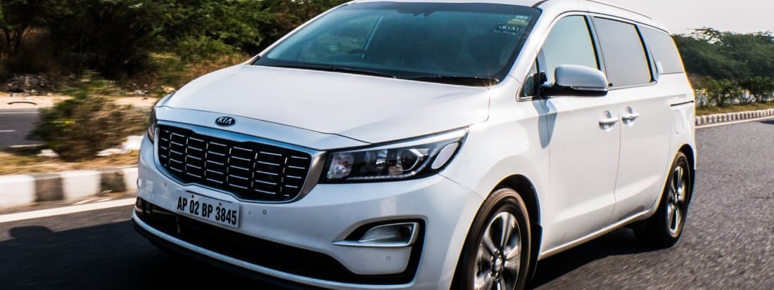 India-bound Kia Carnival to Come With 3 Seating Arrangements
