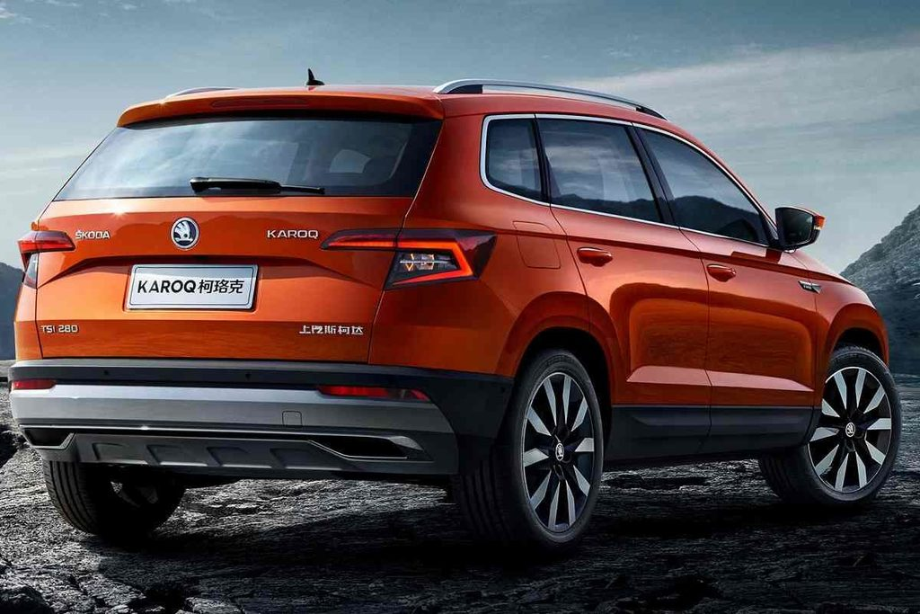 Skoda Karoq Suv To Be Launched In India In April 2020