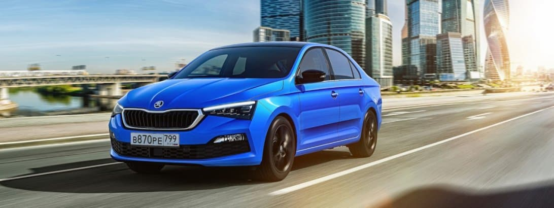 India-bound 2020 Skoda Rapid Officially Unveiled: Video