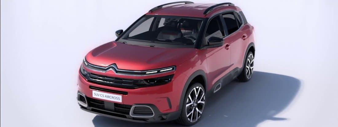 Citroen C5 AirCross To Be Initially Sold in 10 Cities in India