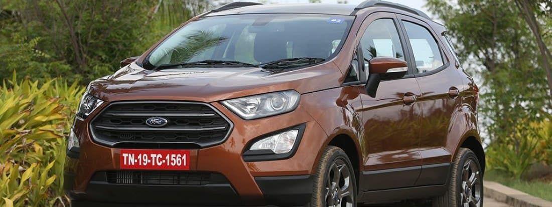Ford Discontinues the 1L Eco-Boost Engine From Ford EcoSport