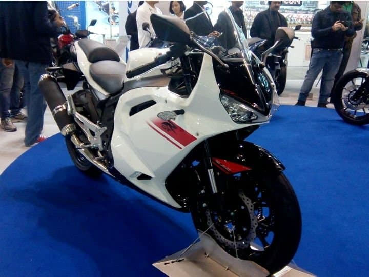 Eicma 2015 2016 Hyosung Gt650r Arrives With An All New Design