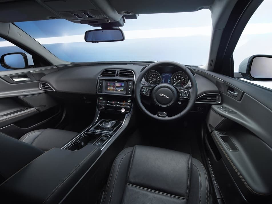India-bound 2015 Jaguar XE to Offer Lowest Cost of Ownership ...