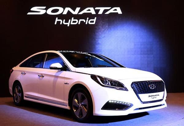 The Launch Of Our All New Sonata Hybrid With Its Cl Leading Fuel Economy And Ful Driving Performance Comes At A Time When Eco Friendly Vehicles