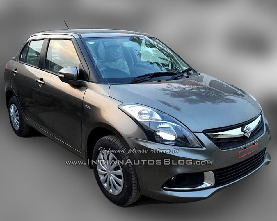2015 Maruti Swift Dzire Facelift To Launch Next Week