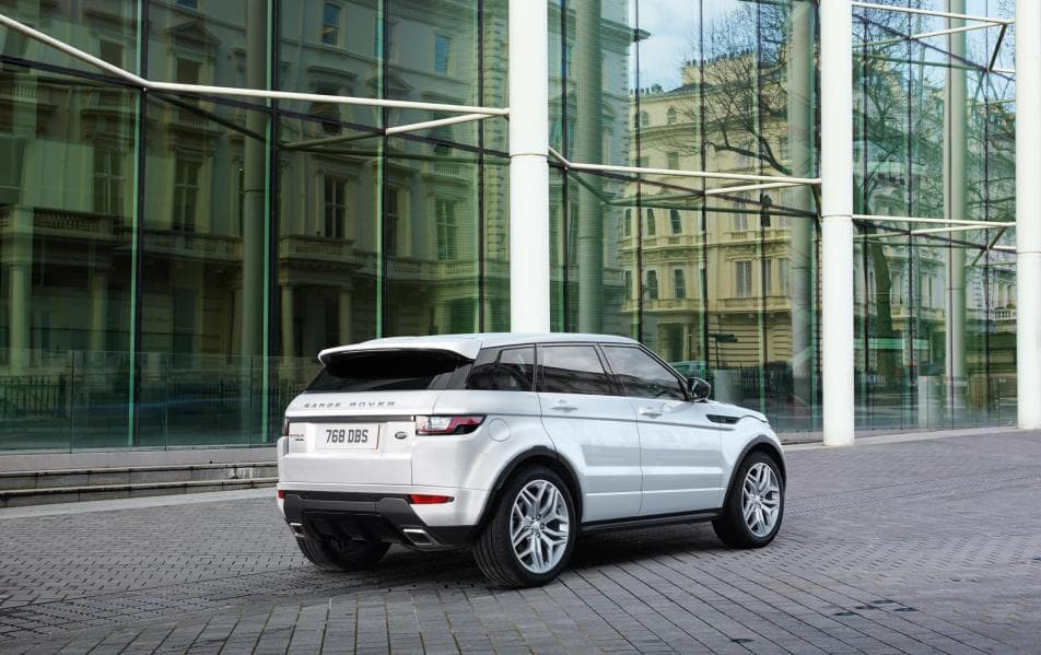 India Bound 2016 Range Rover Evoque Variants Pricing Revealed
