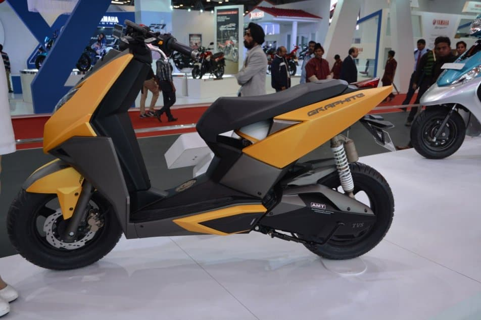 Ktm Scooty Price >> The Great Expectations: TVS should bring these in 2015 ...